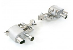 Silencieux d'échappement Inox à valves Tubi Style Ferrari F12 Berlinetta
