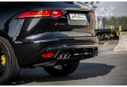 Diffuseur + Silencieux 4 sorties ARDEN Jaguar F-Pace S and R-Sport (2016-)