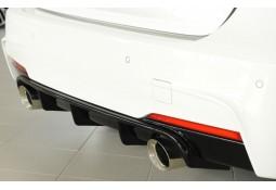 Diffuseur arrière Rieger look 335i/340i pour Bmw Série 3 (F30/F31) Pack M