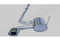 Silencieux Arrière Sport Inox CarGraphic® MINI Cooper S (R50)