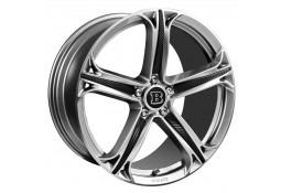 """Pack jantes et pneus BRABUS Monoblock T en 10x22"""" pour Mercedes GLE SUV W166"""