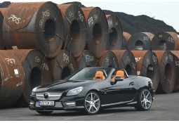 Kit carrosserie Carlsson pour Mercedes SLK (R172)