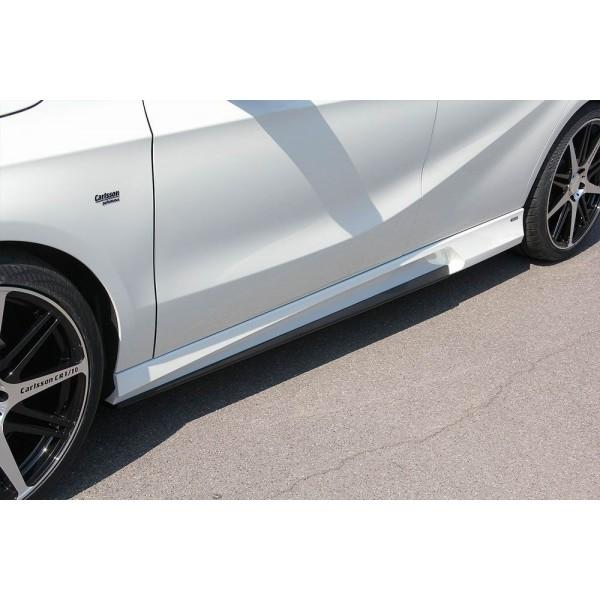 Bas de caisse Carlsson pour Mercedes Classe A (W176) Pack AMG