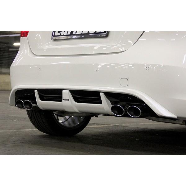 Silencieux Echappement + Diffuseur CARLSSON Mercedes Classe A (W176)
