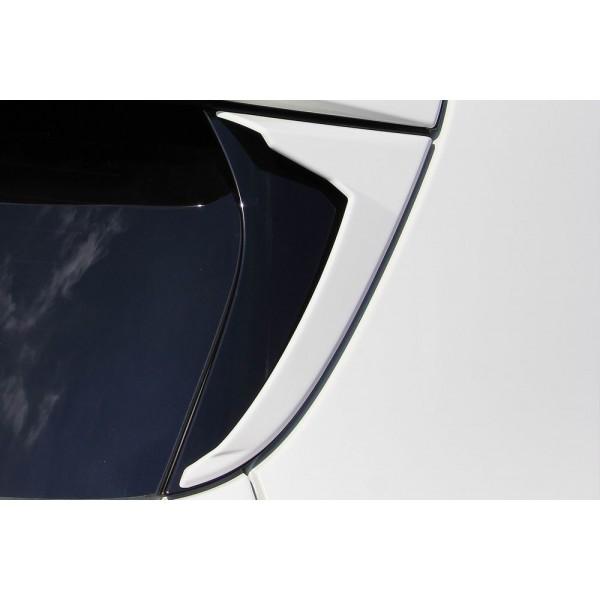 Extensions de becquet de coffre Carlsson pour Mercedes Classe A (W176)