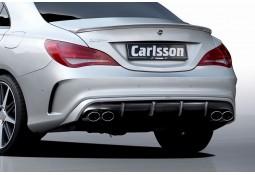 Diffuseur arrière + échappement Carlsson pour Mercedes CLA (C/X117) Pack AMG (2013-07/2016)