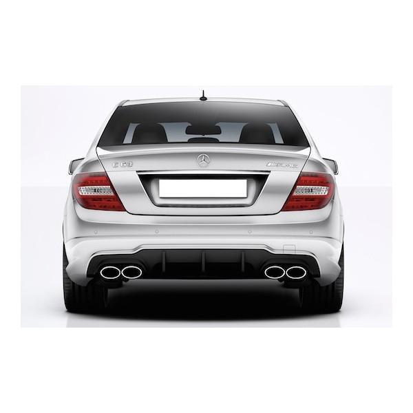 Diffuseur C63 AMG Mercedes Classe C W/C204 (03/2011-)