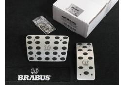 Pédalier aluminium Brabus pour Mercedes Boite Automatique