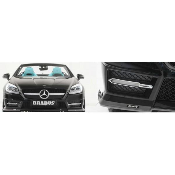 Spoiler avant BRABUS pour Mercedes SLK (R172) avec Pack AMG