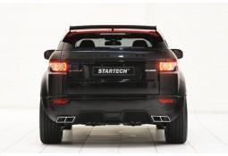 Pare-chocs arrière + embouts échappement STARTECH Range Rover Evoque (-2015)