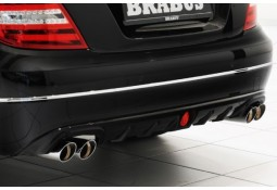 Echappement BRABUS Mercedes Classe C (C/W/S204) 4 Cylindres Diesel -Silencieux