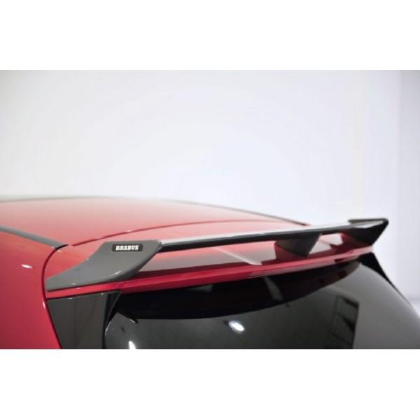 Becquet de toit BRABUS pour Mercedes Classe A (W176)