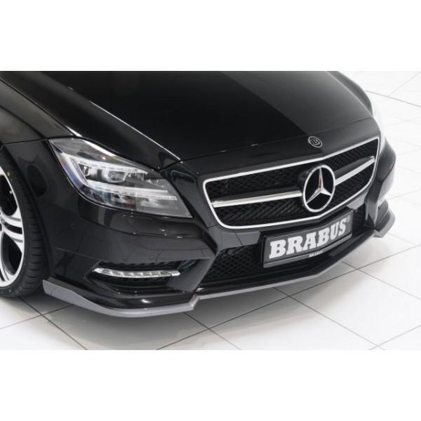 Spoiler avant BRABUS pour Mercedes CLS (C/X218) avec Pack AMG (-08/2014)