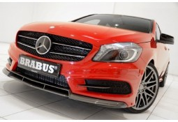 Spoiler avant BRABUS pour Mercedes Classe A (W176) Pack AMG & 45 AMG (-09/2015)
