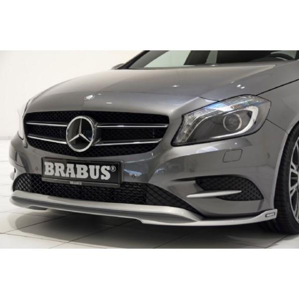 Spoiler avant BRABUS Mercedes Classe A (W176) sans Pack AMG (-08/2015)