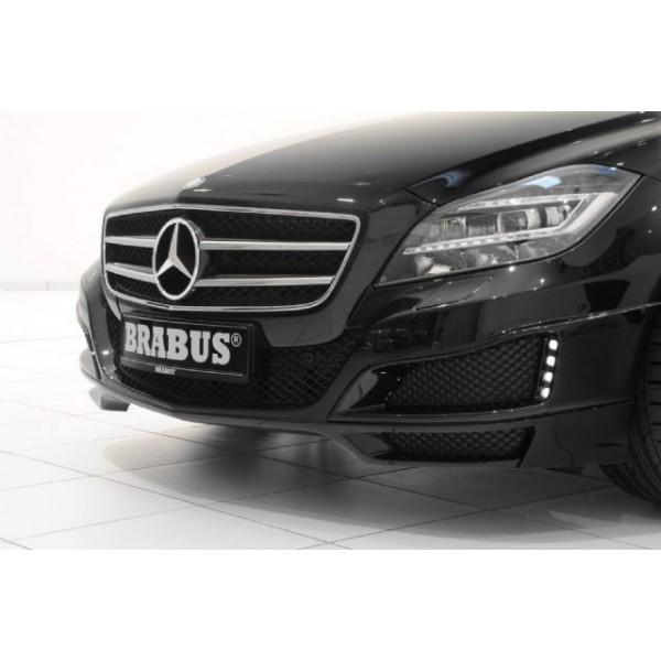 Spoiler avant BRABUS pour Mercedes CLS (C/X218) sans Pack AMG (-08/2014)