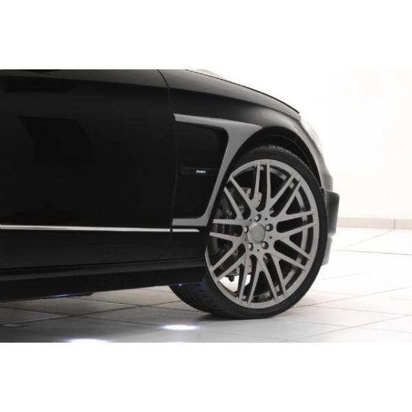 Extensions d'ailes avants BRABUS pour Mercedes CLS (C/X218) (-08/2014)
