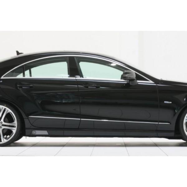 Bas de caisse BRABUS pour Mercedes CLS (C/X218) (-08/2014)
