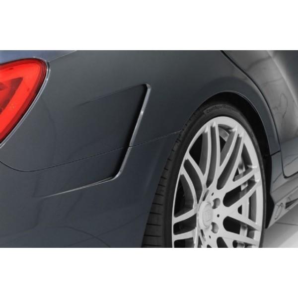Extensions d'ailes arrières BRABUS en Carbone pour Mercedes CLS 63 AMG (C/X218) (-08/2014)