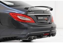 Diffuseur arrière BRABUS en Carbone pour Mercedes CLS 63 AMG  (C218) (-08/2014)