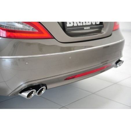 Echappement BRABUS Mercedes CLS 250 CDI Shooting Brake (X218) 4 Cylindres Diesel (-08/2014) -Silencieux