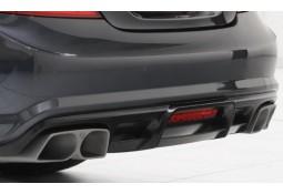 Echappement BRABUS Mercedes CLS 63 AMG (C/X218) (-08/2014) -Ligne Cat-Back à valves