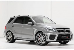 Kit carrosserie Brabus WIDESTAR pour Mercedes ML 63 AMG  (W166)