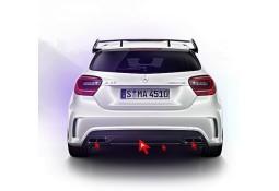 Diffuseur + Embouts échappements A45 AMG pour Mercedes Classe A (W176) Pack AMG (Performance)