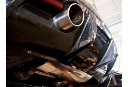Silencieux arrière Inox QuickSilver Sport pour Aston Martin DBS (2007-2012)