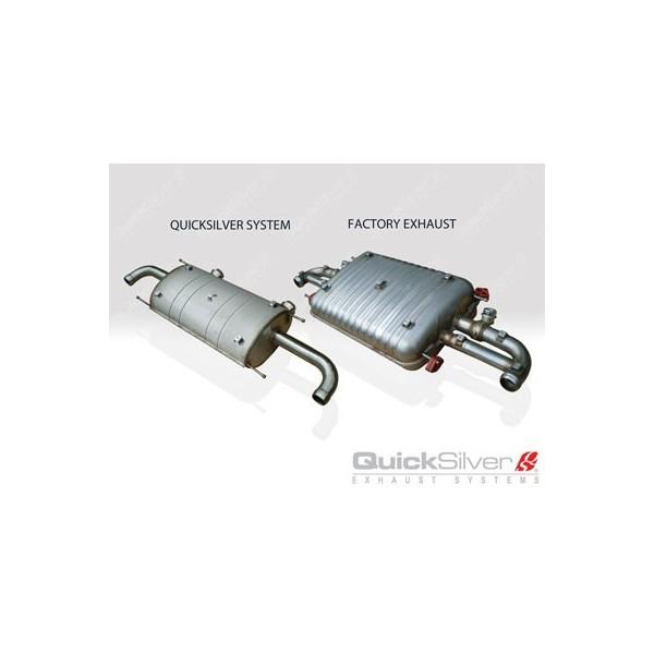 Echappement QUICKSILVER Aston Martin Rapide et Rapide S (2010-) -Silencieux Sport