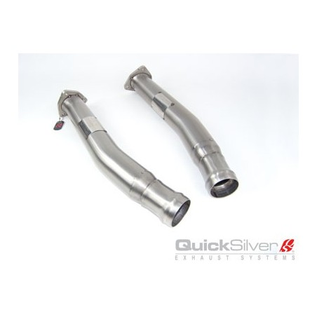 Remplacement catalyseurs QUICKSILVER Aston Martin V8 Vantage S (2011-)