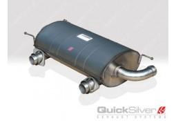 Silencieux arrière Inox QuickSilver Sport pour Aston Martin Virage (2011-)
