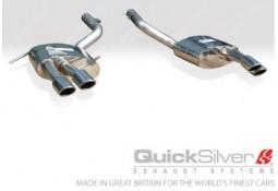 Silencieux arrières Inox QuickSilver Sport pour Maserati Quattroporte (2004-)