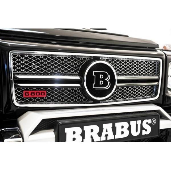 Rajout de pare-chocs avant Brabus Mercedes Classe G 63 AMG / 65 AMG / G500 4x4 (W463)