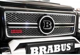 Logo de calandre avant Brabus Mercedes Classe G 63 AMG et G 65 AMG (W463)(11/2012-)
