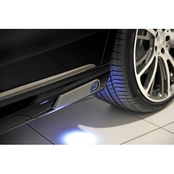 Bas de caisse BRABUS pour Mercedes Classe S (V222) (2013-)