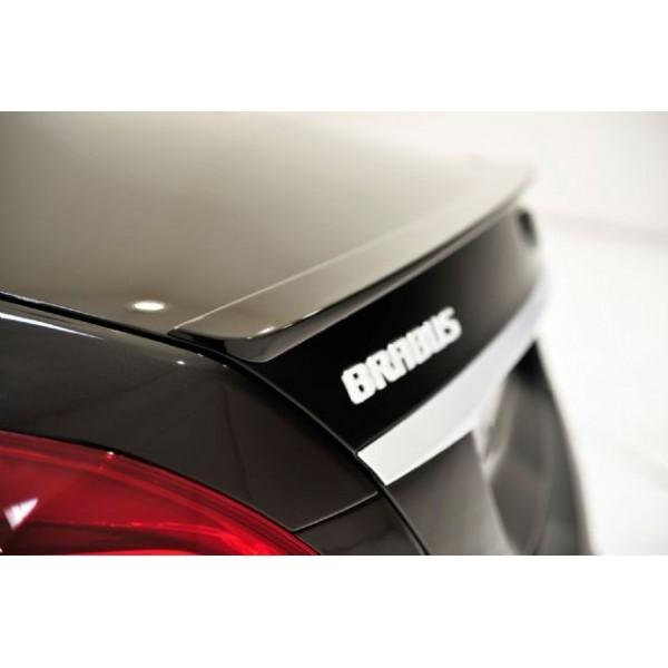 Becquet de coffre arrière BRABUS pour Mercedes Classe S (W222) (2013-)
