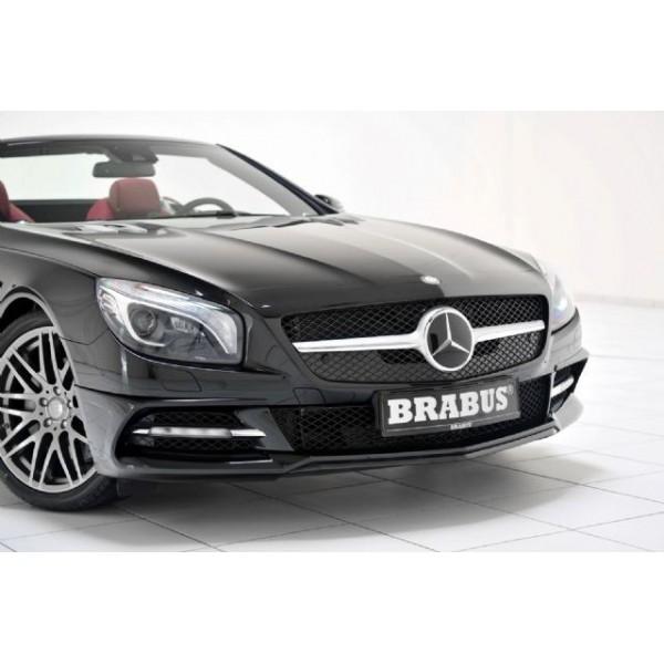 Spoiler avant BRABUS pour Mercedes SL (R231) (-03/2016) sans Pack AMG