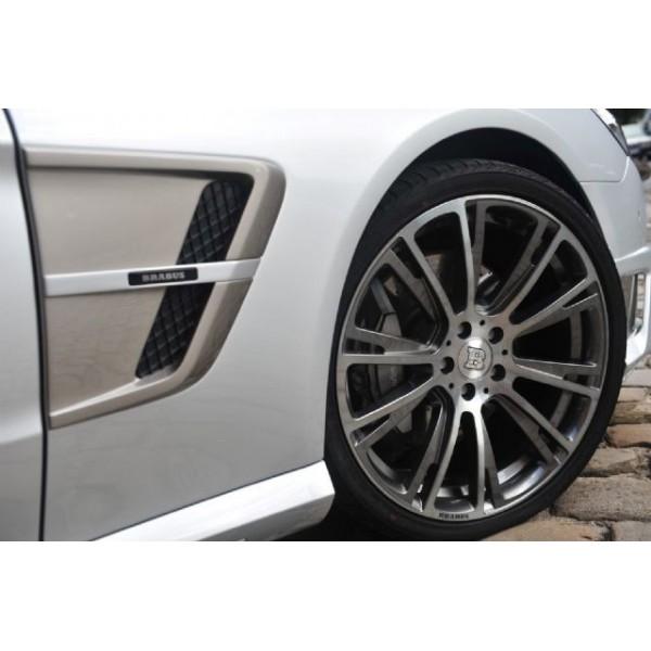 Prises d'air d'ailes BRABUS pour Mercedes SL (R231) (-03/2016)