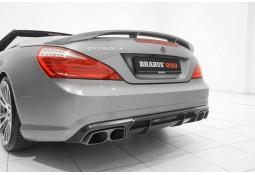 Silencieux d'échappement arrière BRABUS pour Mercedes SL 63 AMG (2012-)