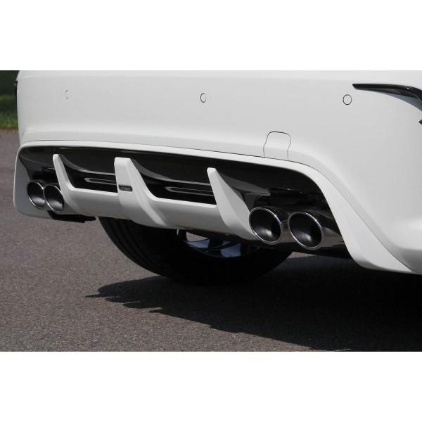 Embouts Echappement + Diffuseur CARLSSON Mercedes Classe A 45 AMG (W176)