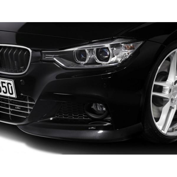 Spoiler Avant AC SCHNITZER BMW Série 3 (F30/F31) (2012-) Avec Pack M