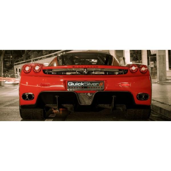 Echappement QUICKSILVER Ferrari Enzo (2002-2005) -Silencieux SuperSport