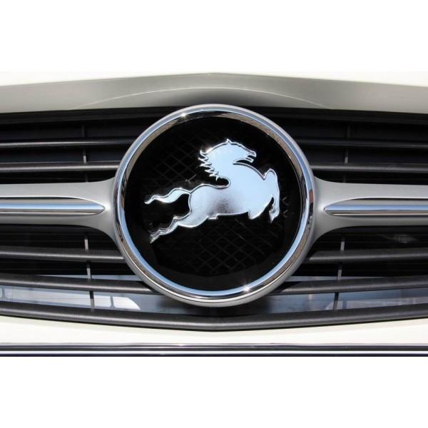 Logo de calandre avant Carlsson pour Mercedes CLA (C/X117)