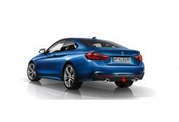 Diffuseur arrière BMW de 435i pour Bmw Série 4 (F32/F33) avec Pack M