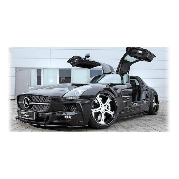 Kit carrosserie MEC Design pour Mercedes SLS