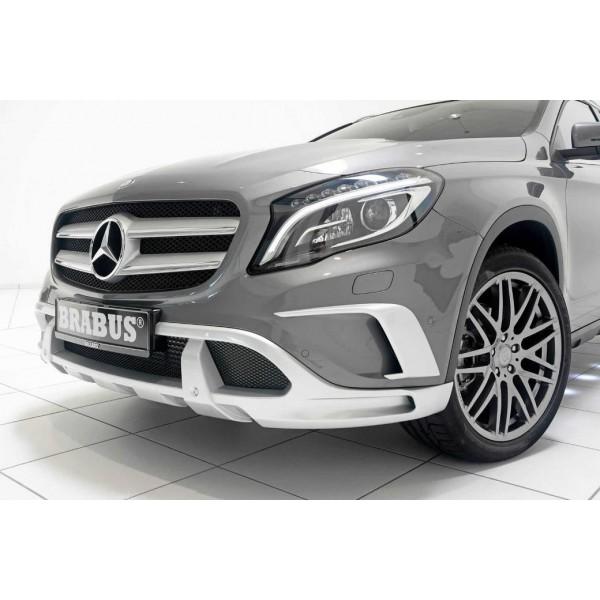 Extension de pare-chocs avant BRABUS pour Mercedes GLA (X156) sans Pack AMG (-12/2016)