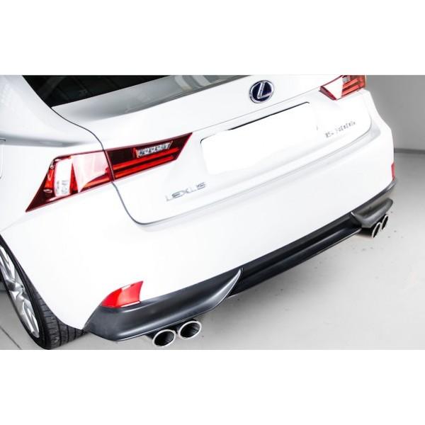 Echappement SupRcars® Lexus IS300 H F-Sport-Silencieux 4 sorties