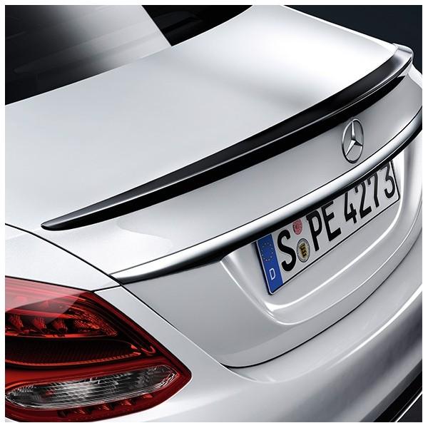 Becquet de coffre AMG pour Mercedes Classe C Berline (W205)