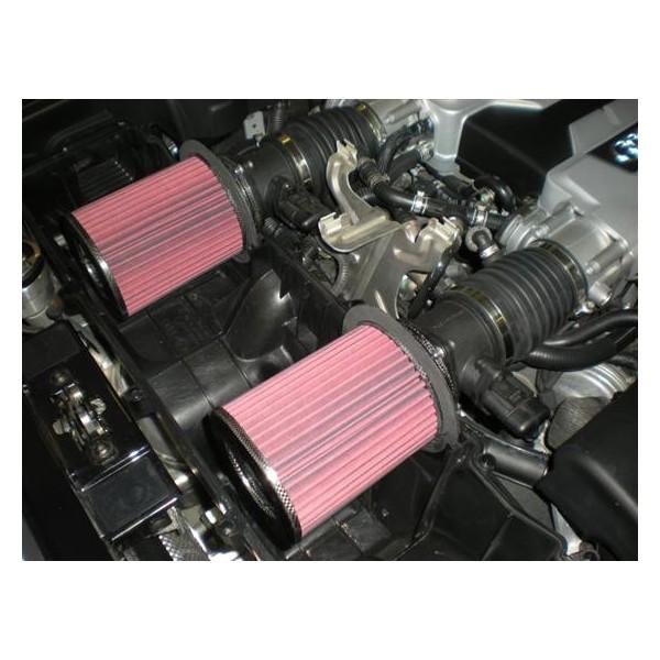 Kit d'admission CRF BMC Lamborghini Gallardo (2004-2008) et Audi R8 V10 (2009+)